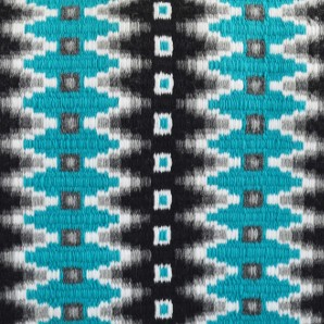 Deep Aztec with Squares 002
