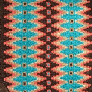 Deep Aztec with Squares 009