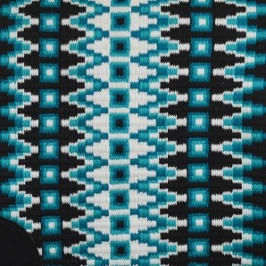 Deep Aztec with Squares 014