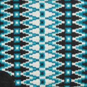 Deep Aztec with Squares 018