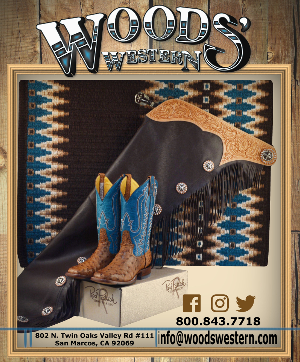 Woods' Western Show Apparel and Accessories