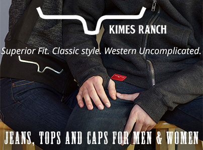 Shop Kimes Ranch Apparel Now at Woods' Western