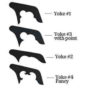 Choose a Chap Yoke Style