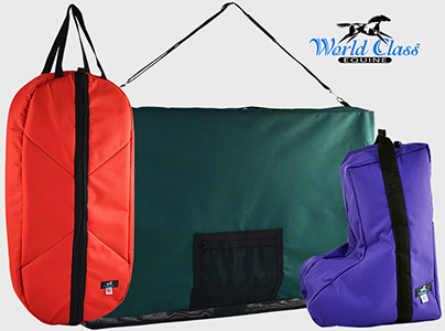 World Class Equine Bags on Sale
