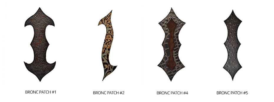 Bronc Patch Options
